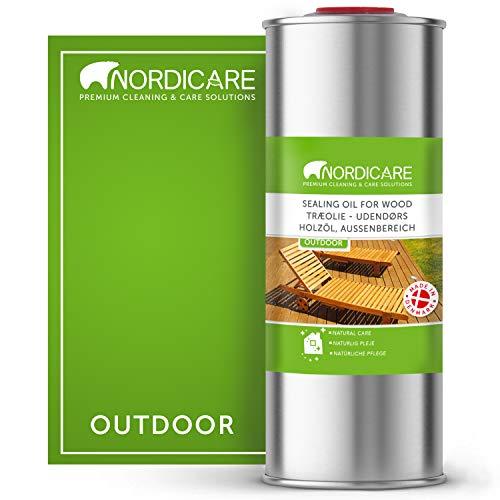 Holzöl für den Außenbereich