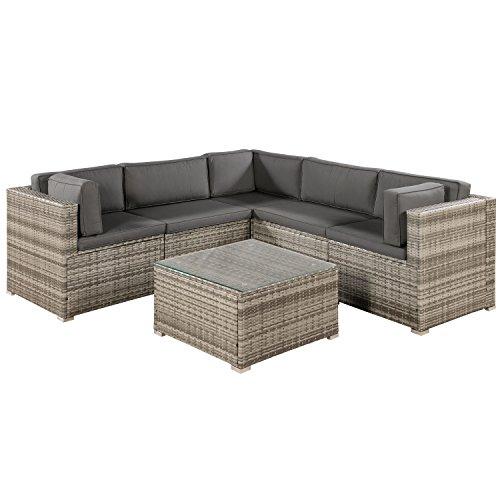 Lounge Gartenmöbel mit Sofa und Tisch