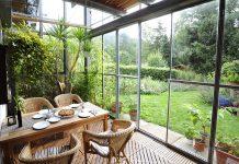 Die Pflanzenauswahl für den Wintergarten sollte gut durchdacht sein, damit Sie lange Freude an ihren Pflanzen haben.