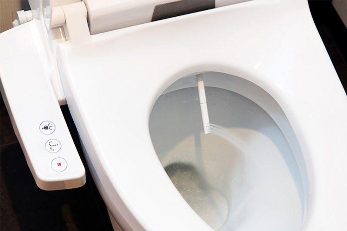 Hygienisch und ökologisch zugleich: Mit der Luxus-Toilette als WC-Bidet Kombination brauchen Sie kein Klopapier mehr.