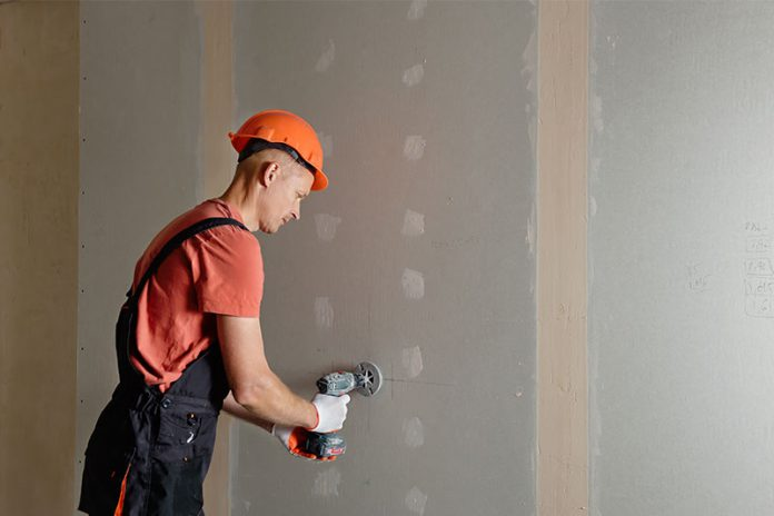 Mineraldämmplatten machen das Anbringen einer Dampfbremse überflüssig.