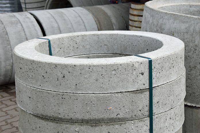 Schachtringe aus Beton finden Verwendung als Zisternen, für Kanäle und im Brunnenbau.