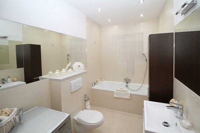 Die Beleuchtung im Badezimmer stellt ein wichtiges Element für die Behaglichkeit dar.