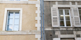 Hausfassade, Fassade sanieren