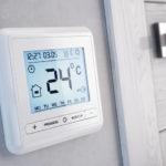 Thermostat, Thermostat Fußbodenheizung