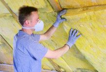 Dachgeschoss dämmen, Mineralwolle