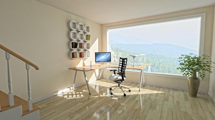 Fenster, Zimmer mit Lichteinfall
