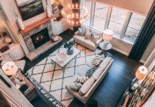Beleuchtung, Wohnzimmer